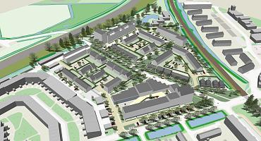 Belangrijke stap gezet in ontwikkelproces Hofjes van Dronen te Bodegraven