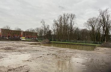 Grond project De Nachtegaal - Spijkenisse bouwrijp