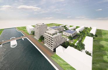 Het Zuideinde Delft: Brookland koopt ontwikkeling 66 huurappartementen